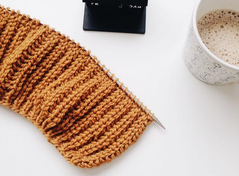 Вязание резинок
