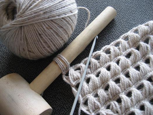Интересные и необычные техники вязания